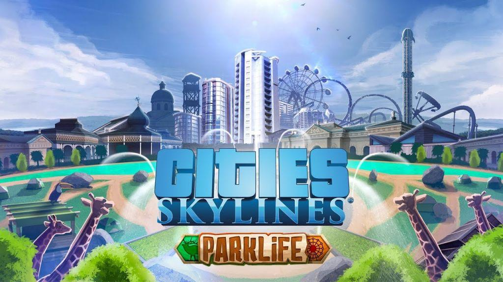 Cities: Skyline - Parklife