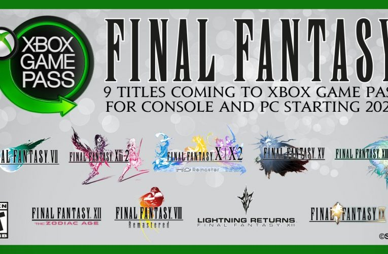 Final Fantasy: La serie approda su Game Pass