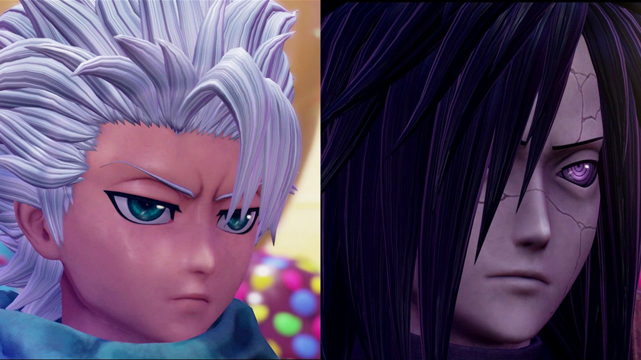 Jump Force - Madara e Toshiro