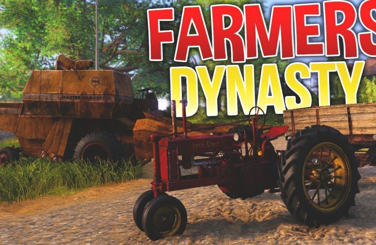 FARMER'S DYNASTY – Disponibile ora