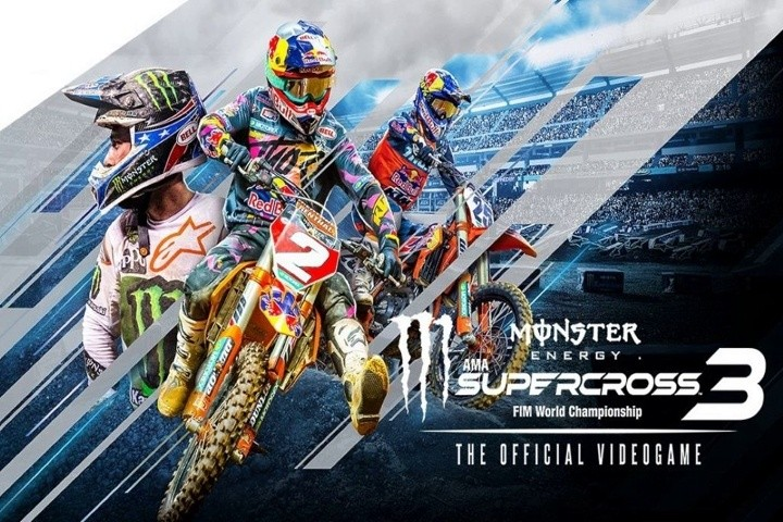 Monster Energy Supercross 3 – Trailer fisica di gioco