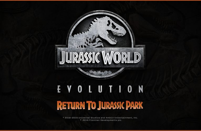 Jurassic World Evolution – Disponibile