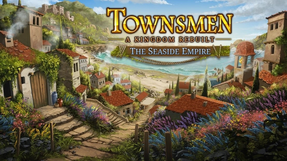 TOWNSMEN: A KINGDOM REBUILT - DLC The Seaside Empire 13