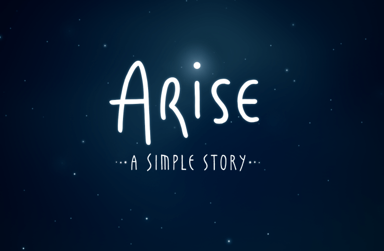ARISE: A SIMPLE STORY – Disponibile ora
