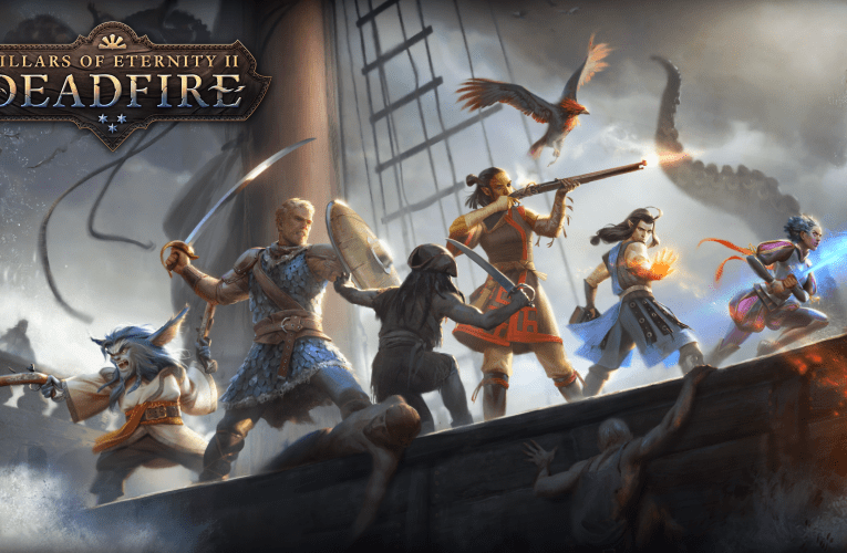 PILLARS OF ETERNITY II: DEADFIRE – In arrivo su Ps4 e Xbox One