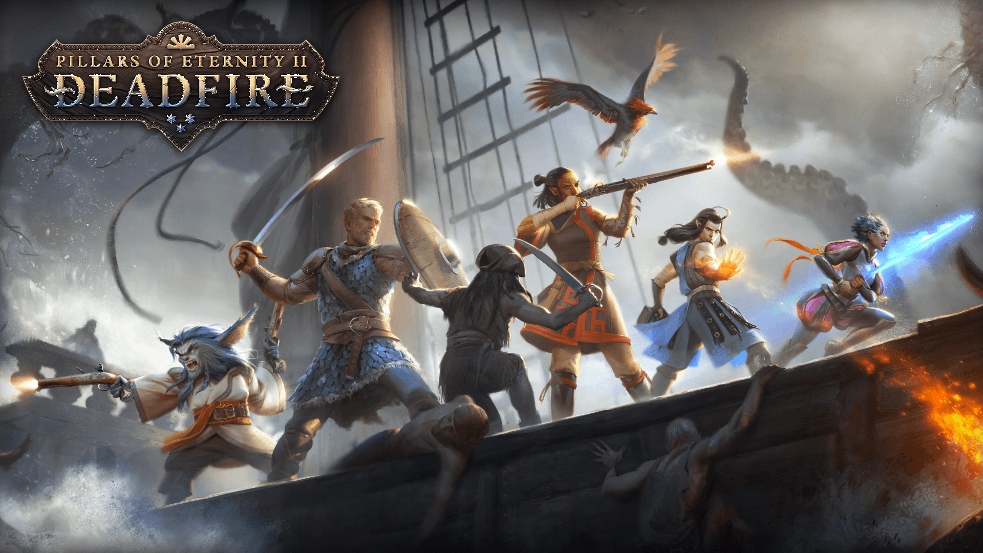 PILLARS OF ETERNITY II: DEADFIRE - In arrivo su Ps4 e Xbox One 10