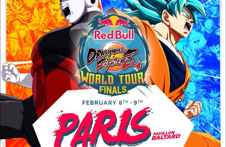 Dragon Ball FighterZ: I migliori del World Tour a Parigi