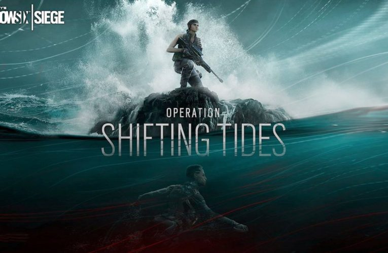 Rainbow Six Siege: Disponibile l'operazione Shifting Tides