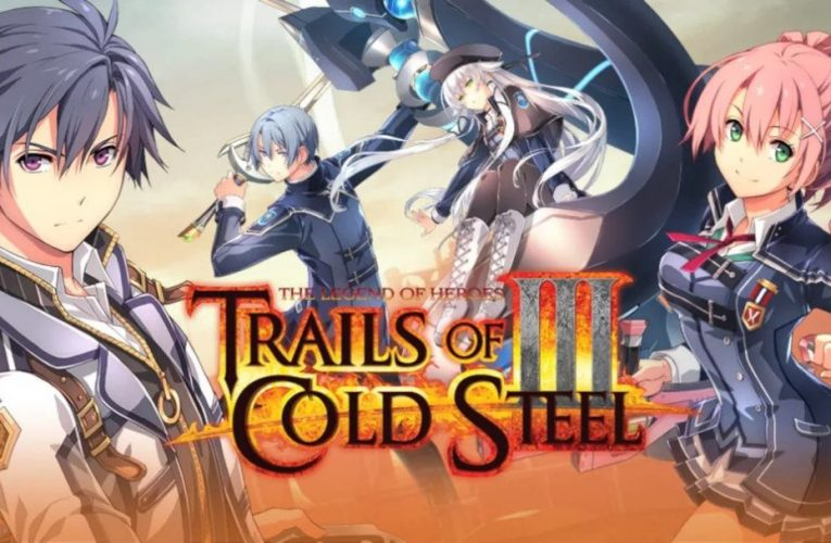 TRAILS OF COLD STEEL III – Nintendo Switch