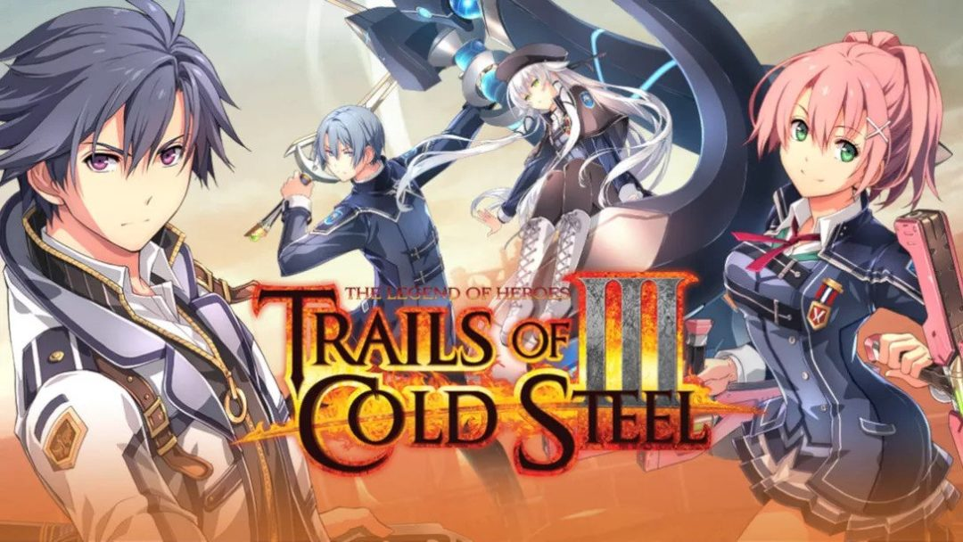 TRAILS OF COLD STEEL III - Nintendo Switch 5