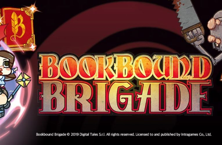 BOOKBOUND BRIGADE – Release date
