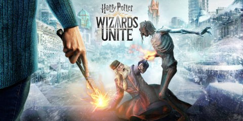 Harry Potter Wizards Unite Gennaio 2020