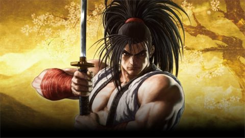 Samurai Showdown Key Art