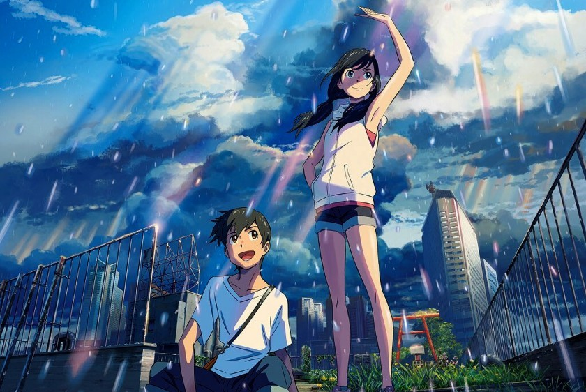Japan Academy Awards: Weathering With You nominato miglior film d'animazione 30