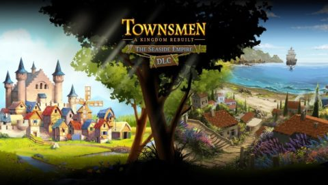 TOWNSMEN: A KINGDOM REBUILT - Ora su PS4 e Xbox One 1