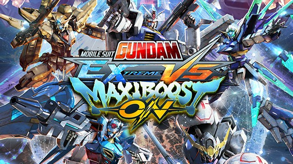 MOBILE SUIT GUNDAM EXTREME VS MAXIBOOST ON - Nuovo combattente 3