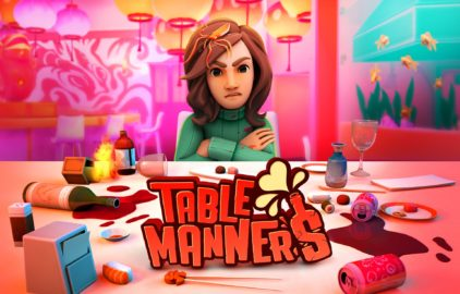 Table Manners Key Art