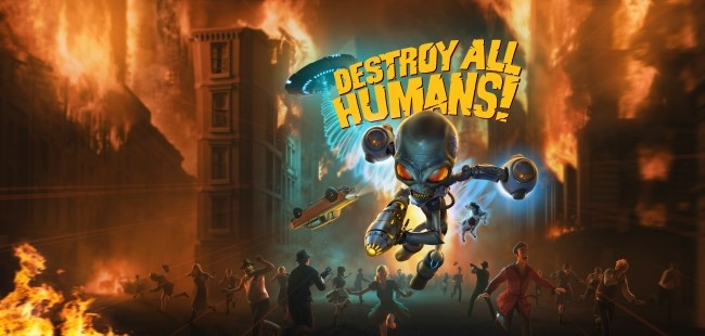 Destroy All Humans! – Release date