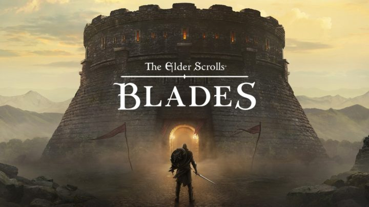 The Elder Scrolls: Blades Key Art