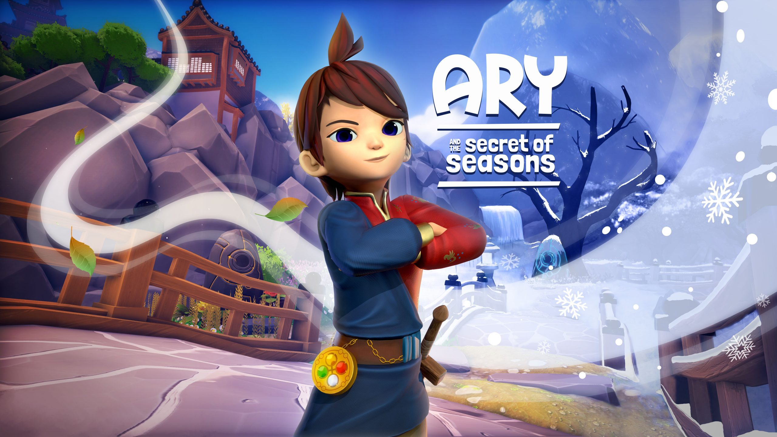 Ary and the Secret of Seasons: Disponibile ora
