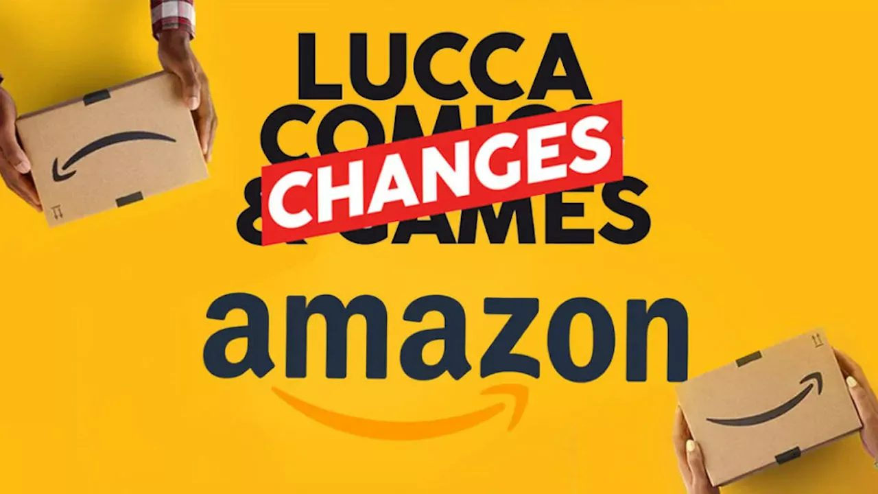 Lucca Comics – Amazon official e-commerce