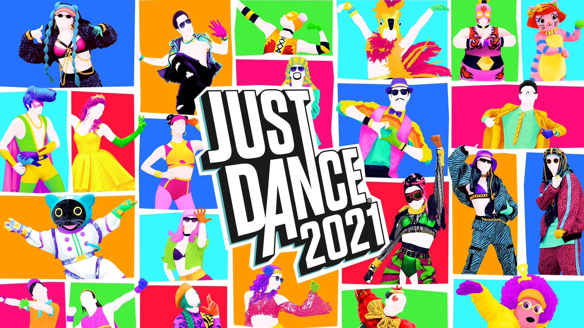 Just Dance 2021 Key Art