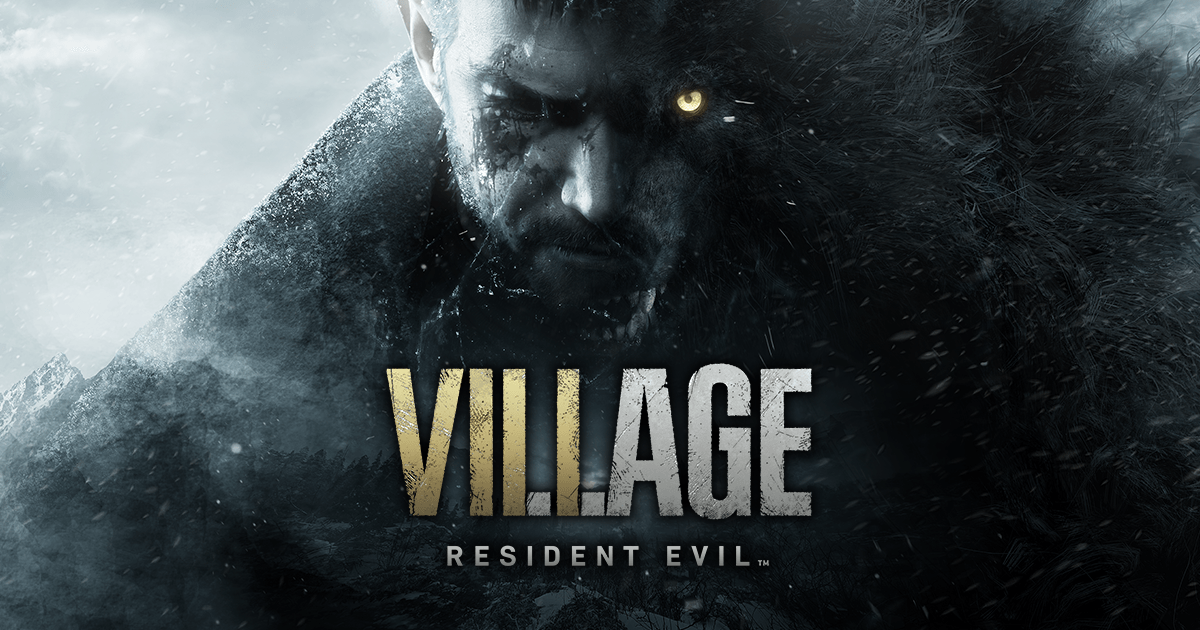 Resident Evil Village Key Art