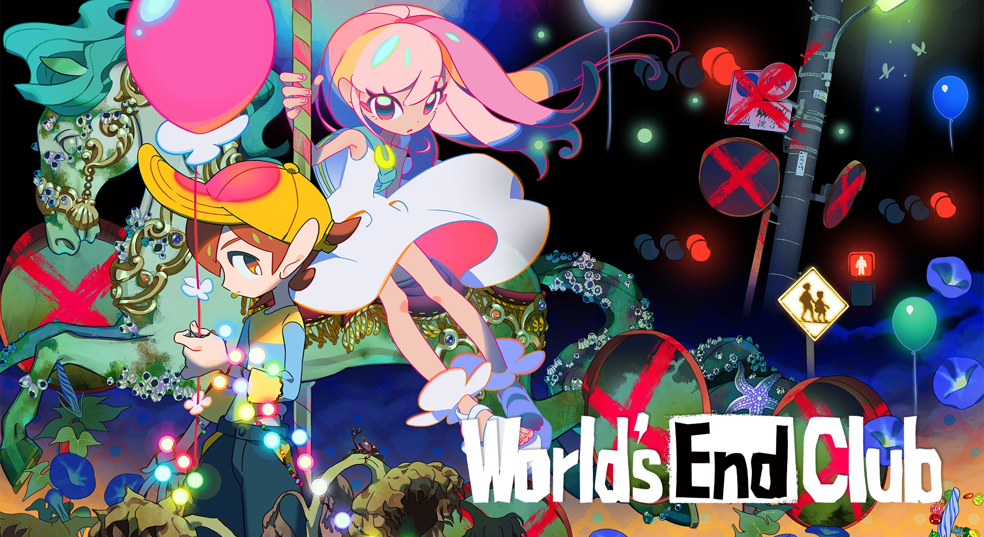 World's End Club Key Art